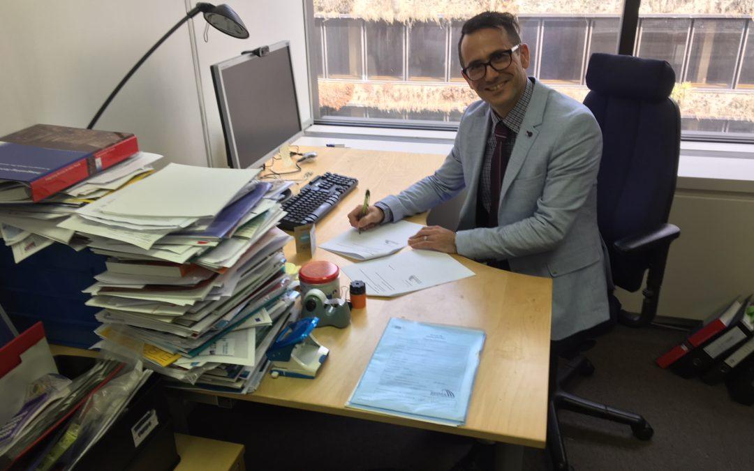 NOVI PREDSJEDNIK EUROPEAN SPECIALIST NURSES ORGANIZATION