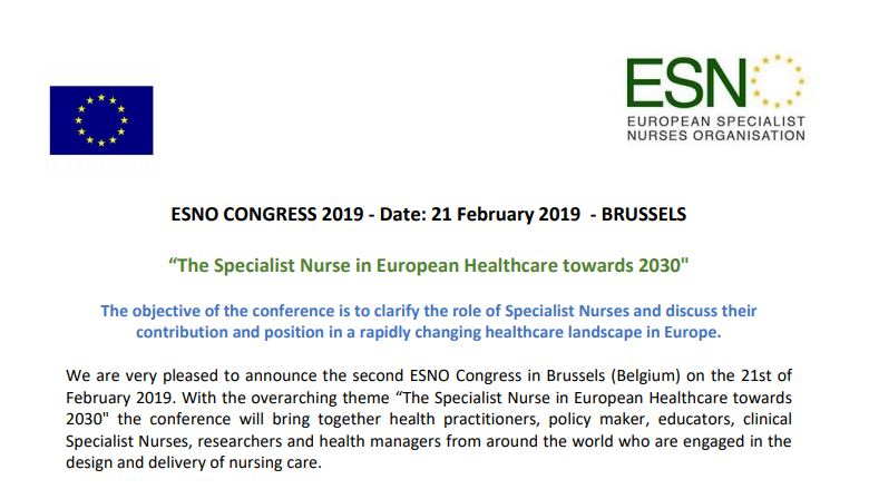 ESNO Congress Program 21-February-2019