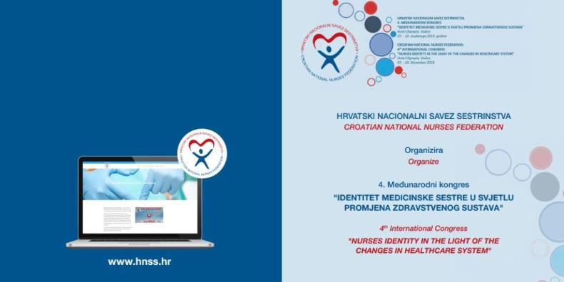 """PROGRAM – 4. Međunarodni kongres """"IDENTITET MEDICINSKE SESTRE U SVJETLU PROMJENA ZDRAVSTVENOG SUSTAVA"""""""
