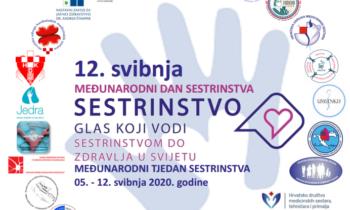 MEĐUNARODNI TJEDAN SESTRINSTVA 2020.